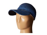 Echo Hand Woven Baseball Cap Navy Baseball Caps