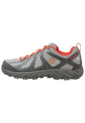 Columbia Peakfreak Xcrsn Ii Xcel Outdry Hiking Shoes Light Grey Valencia