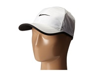 Nike Featherlight Cap White Black Black Caps