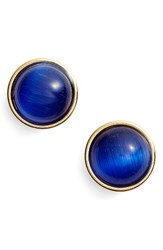 Kate Spade Women's New York 'Forever' Stud Earrings Royal Blue