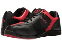Dexter Ricky Iii Black Red Trim Men's Bowling Shoes