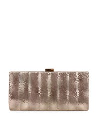 Jessica Mcclintock Bailey Quilted Clutch Blush