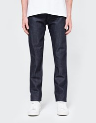 Naked And Famous Weird Guy Indigo Selvedge