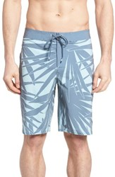 Rvca Men's Big And Tall Dayoh 20 Board Shorts Cosmos
