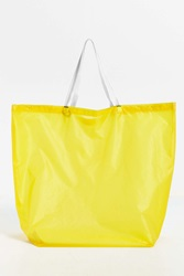 Epperson Tortrix Packable Nylon Tote Bag Yellow