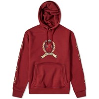 Tommy Jeans 6.0 Crest Hoody M29 Red