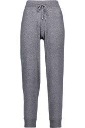 Magaschoni Cashmere Pants Gray