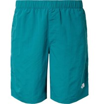 The North Face Class V Rapids Nylon Shorts Teal