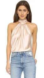 Ramy Brook Paige Top Blush