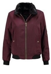 Dorothy Perkins Bomber Jacket Red