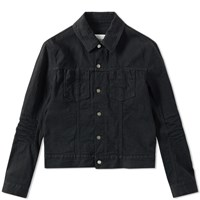 Maison Martin Margiela 10 Classic Denim Jacket Black