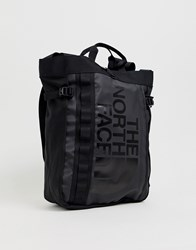 The North Face Base Camp Tote Bag In Black