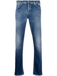Dondup Slim Fit Distressed Jeans 60