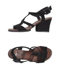 Audley Sandals Black