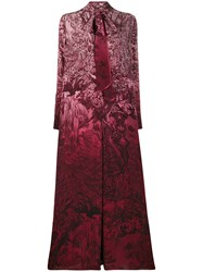 F.R.S For Restless Sleepers Flared Printed Long Dress 60