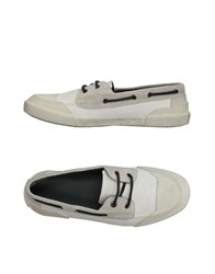 Lanvin Loafers White