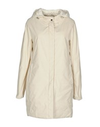 Jan Mayen Coats And Jackets Down Jackets Ivory
