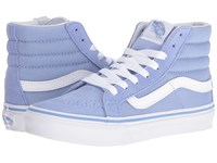 Vans Sk8 Hi Slim Bel Air Blue True White Skate Shoes