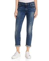 True Religion Audrey Slim Boyfriend Jeans In Haze True Haze