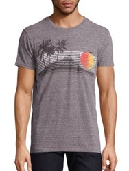 Sol Angeles Triblend Jersey T Shirt Heather
