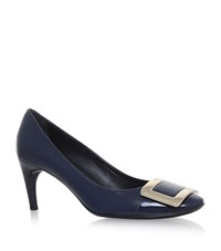 Roger Vivier Belle De Nuit Pumps 65 Female Navy