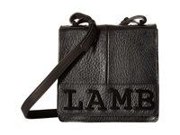 L.A.M.B. Halo Black Backpack Bags