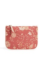 Zimmermann Pouch Red Paisley