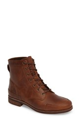 Timberland Women's Somers Falls Lace Up Boot Medium Brown Leather