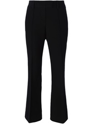 Biba Vintage Classic High Waist Trousers Black