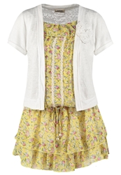 Molly Bracken Set Cardigan Jaune Yellow