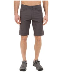 Black Diamond Creek Shorts Slate Men's Shorts Metallic