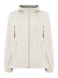 Gant Windbreaker Jacket Light Grey