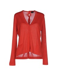 Snobby Sheep Knitwear Cardigans Women Coral