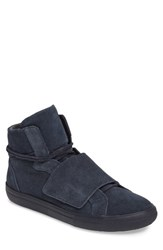 Aldo Men's Alalisien High Top Sneaker Navy