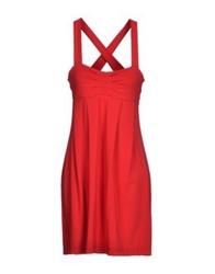 Siviglia Short Dresses Red