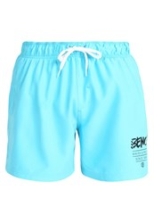 Bench Swimming Shorts Sea Blue Turquoise