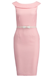 Paper Dolls Cocktail Dress Party Dress Pink Rose