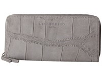 Liebeskind Sally R Crane Grey Wallet Handbags Gray