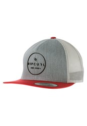 Rip Curl Harvey Cap Red