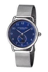 Stuhrling Men's Classique 207M Quartz Watch Metallic