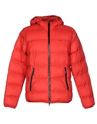Sun 68 Jackets Red