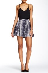 Style Stalker Love Bite Skirt Gray