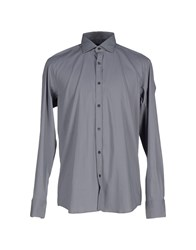 Hamaki Ho Shirts Shirts Men Grey