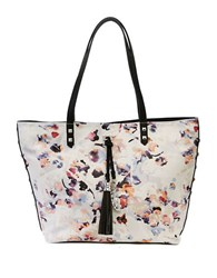 Jessica Simpson Rodica Studded Tote Summer Floral