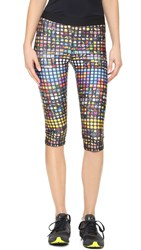 Zara Terez Crop Conversation Leggings Emoji