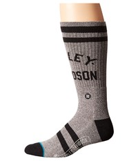Stance Harley Champagne Men's Crew Cut Socks Shoes Gold