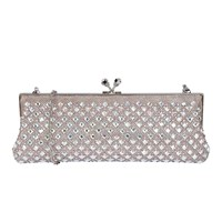 Lotus Zilar Matching Clutch Bag Gold Metallic