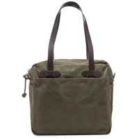 Filson Zip Tote Bag Green
