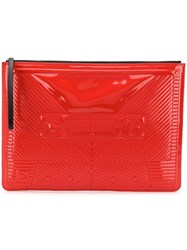 Corto Moltedo Big Cassette Clutch Red