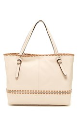 Cole Haan Brynn Leather Tote Multi